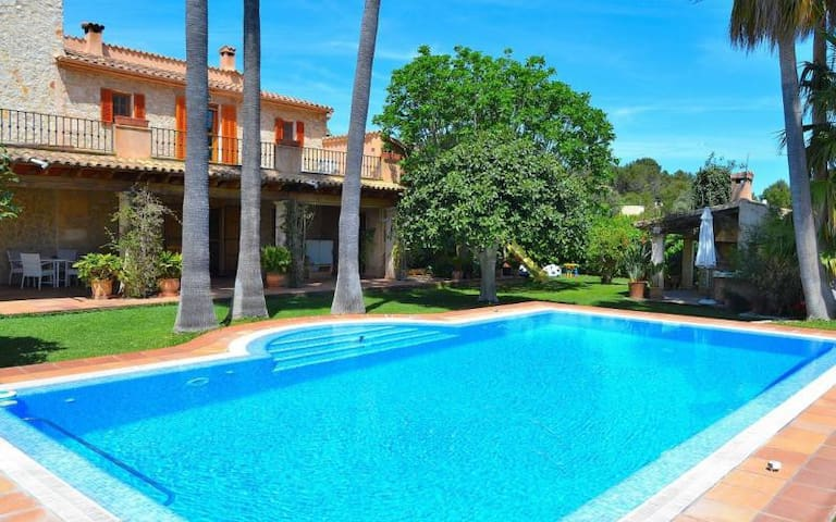106 Binisalem Villa Mallorca - Binissalem