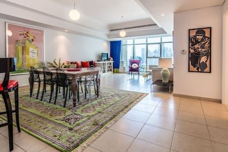 Tanja's Beautiful 2BD Family  Friendly Apartment