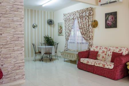 SPACIOUS ENTIRE HOUSE Hydrangea Villa (10-20 pax!) - Bukit Mertajam - House