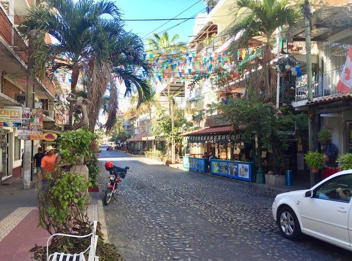 A favorite part of Old Town, Olas Altas.