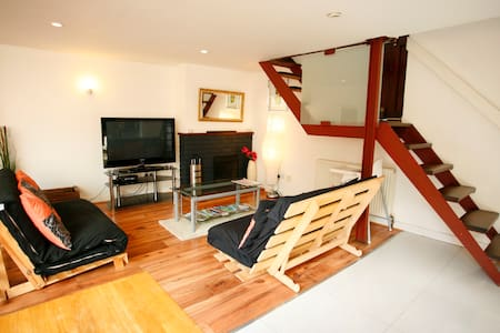 Renovated, Historic House In City For 8pp. Parking - Stoneybatter