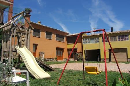 Casa rural, piscina, barbacoa y mas - Manresa - Rumah