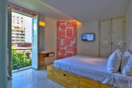 Affordable Double Room in Rio de Janeiro