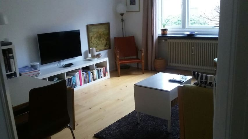 Perfect little place for 2 (+1) - Gentofte - Apartmen