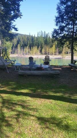 Flathead River Retreat