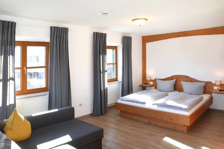 Alps Hostel - double room +