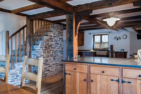 Luxury Farmhouse Retreat - Barnstaple