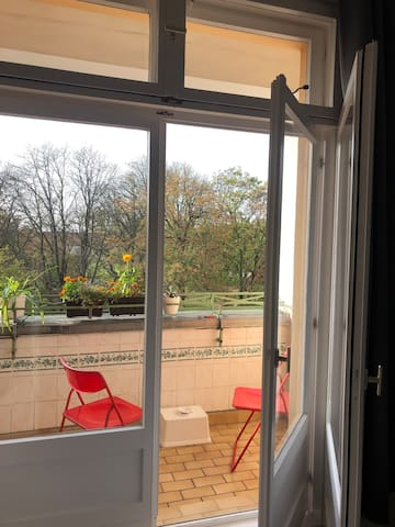 Schöne 1-Zimmer-Wohnung in Lichtenberg 43m2