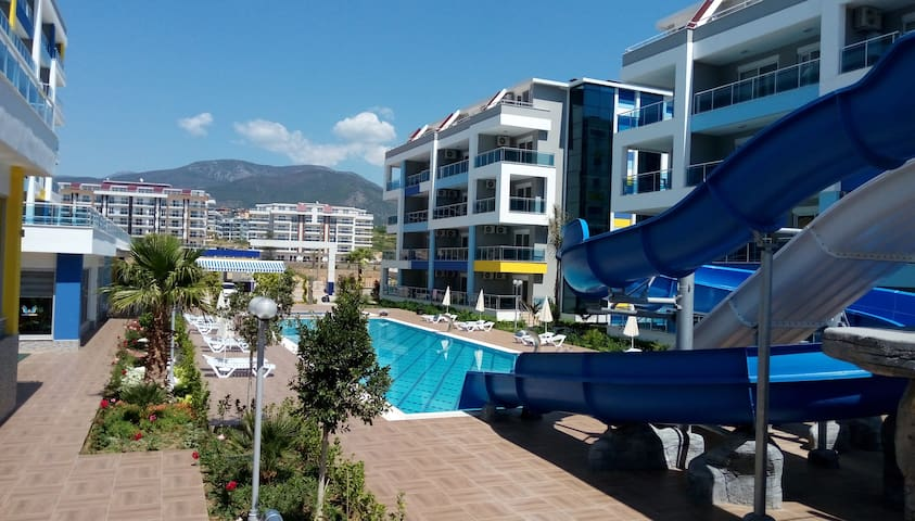 LoryQueen Residence Duplex - Alanya - Apartment