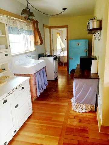 Mae West Bungalow - Yachats - Huis