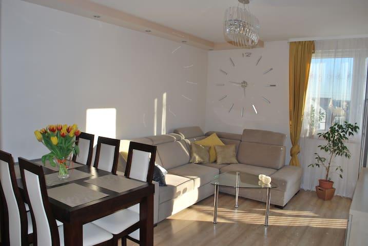 Przytulne mieszkanie 40m - Wrocław - Appartement