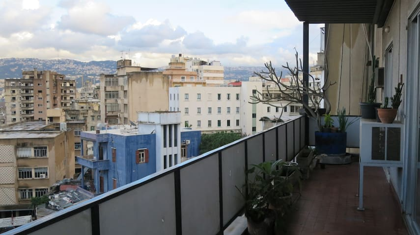 Make yourself at home in Achrafieh