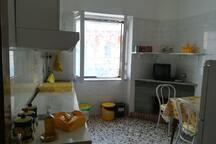 Cucina, entrata