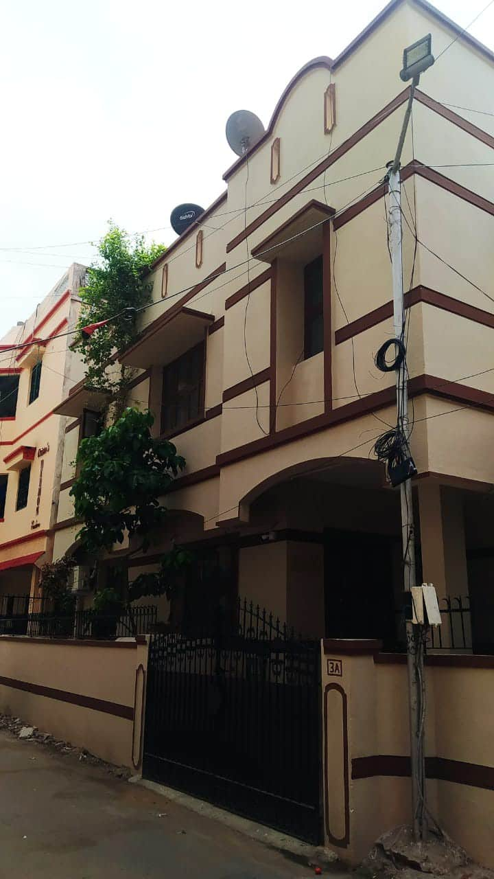 5 Independent rooms in Kilpauk Flowers Rd Chennai