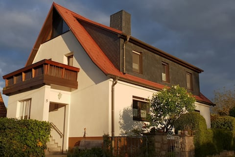 Casa con jardín en las afueras de Dorndorf/Rhön