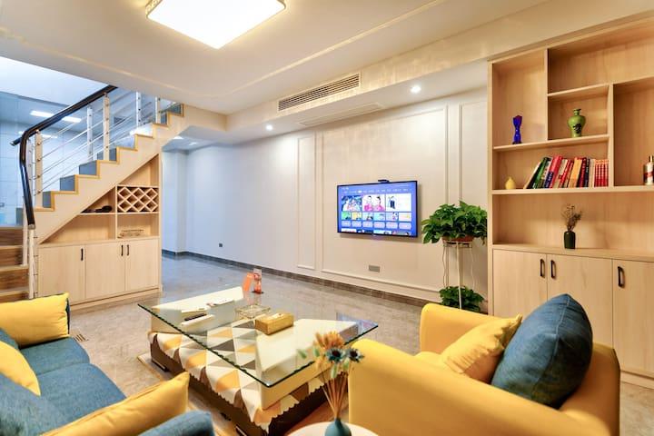 【榛途】近江泰/冒险岛/loft两居室