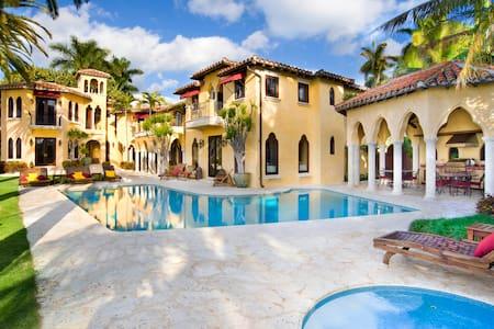 Villazzo Villa Jasmine - マイアミビーチ