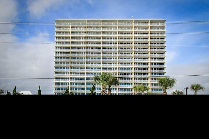 Sanibel Condo building