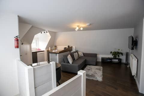 élégant appartement de 1 lit à Se london