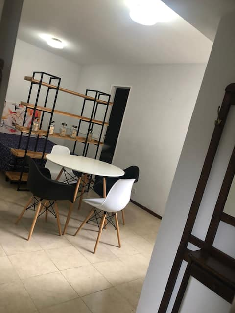 Versatile and comfortable apartment in the center of Quilmes