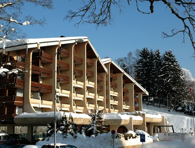 Complexe style Chalet - Résidence Panorama