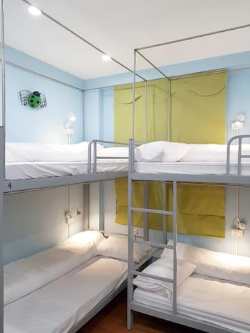 Flower Hostel - Dorm2