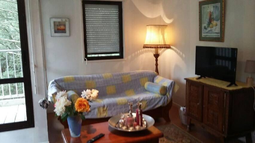 Appartement tout confort proche océan
