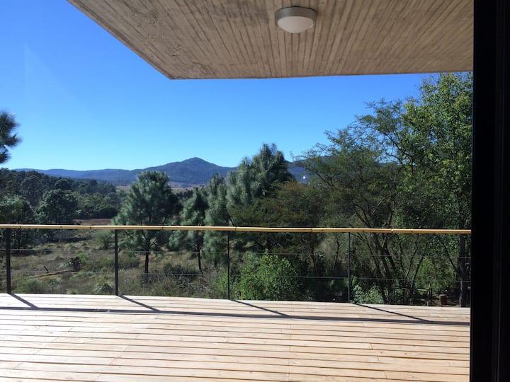 Nueva Cabaña en Los Espinos Tapalpa