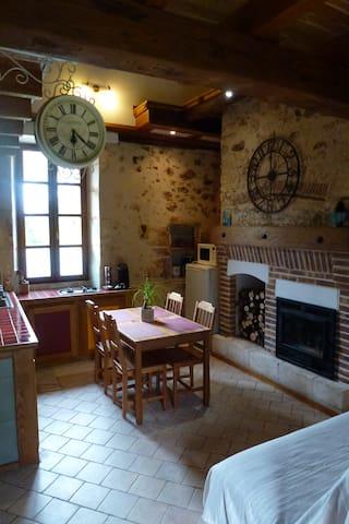 Gîte de l'Òrta en Dordogne proche de Bergerac