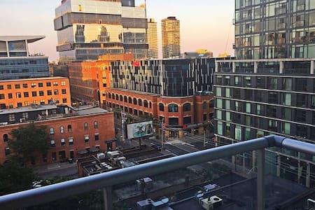 Downtown Toronto w Gym/Sauna/Roof-top Patio - Toronto - Apartment