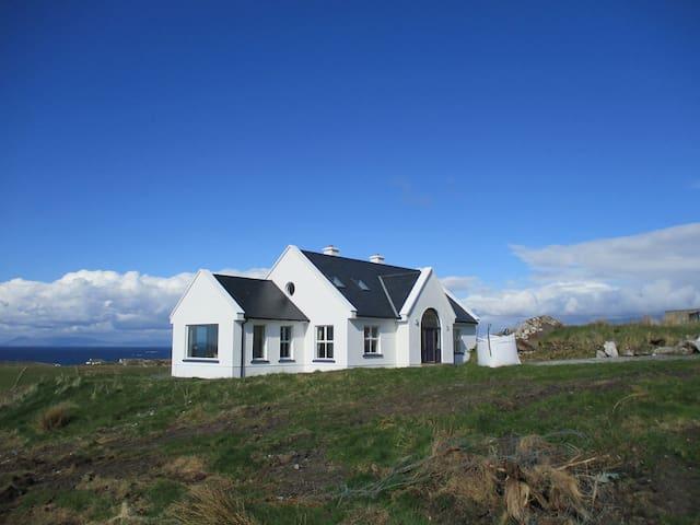 Atlantic Islands View
