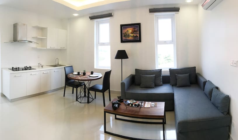Relax in Comfortable Apartment in Phnom Penh - Phnom Penh - Appartement