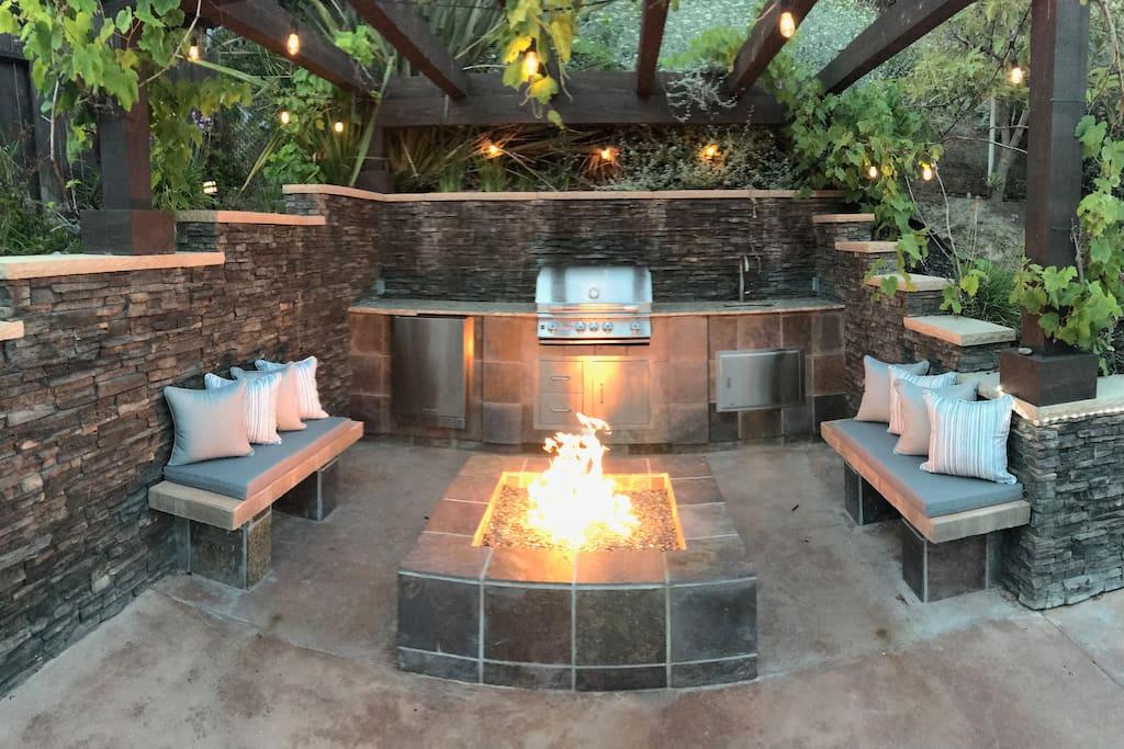 BBQ/Fire Pit