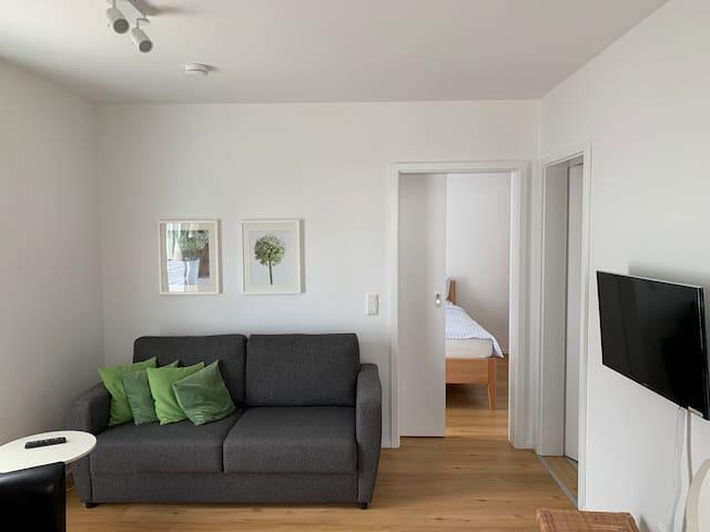 Cozy apartment in Upper Bavaria (new / bright)