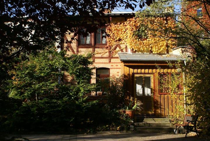 Kutscherhaus Lafontainestraße - Halle (Saale) - Casa