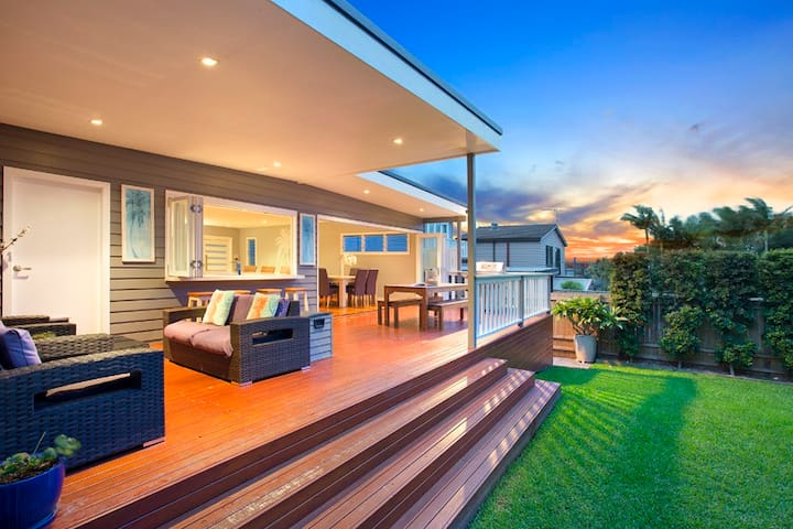 """Mimpi"" Luxury Hideaway Retreat - Collaroy Plateau"