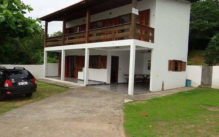 Casa de Praia - Em Ponta Das Canas - Florianópolis