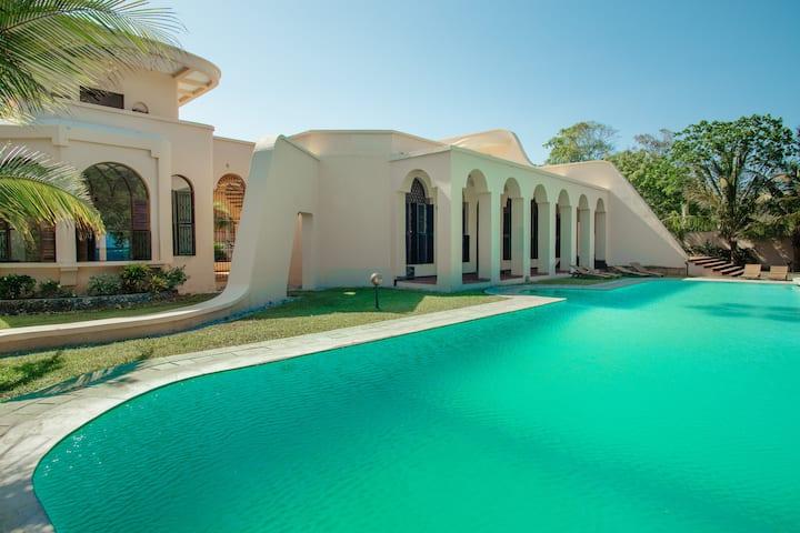 Ahana Villa,  Diani Beach, Kwale County, Kenya