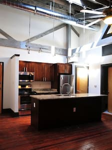 Historic, Modern, 1-BD in Jackson Ward, Fan, VCU - Richmond - Wohnung