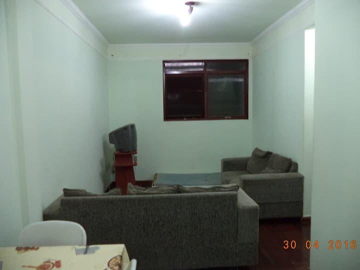Alugo apartamento 2 quartos em Franca / SP