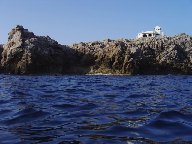 Na Joanassa, the Endemic House