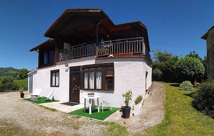 Casa Vacacional Traslavilla, La Collada, Asturias