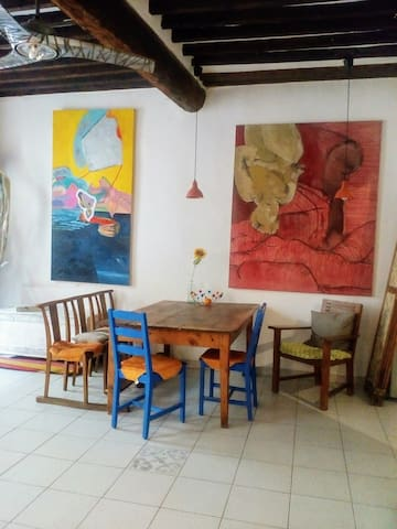 Antibes apartment in old town / Vieil ville
