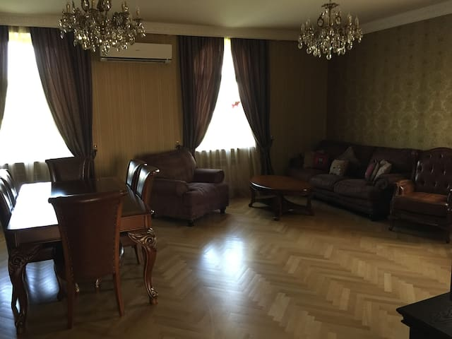 Luxury Apartments in Monument - Dilijan