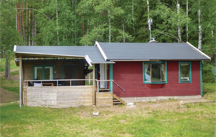 Holiday cottage with 1 bedroom on 57m² in Heby