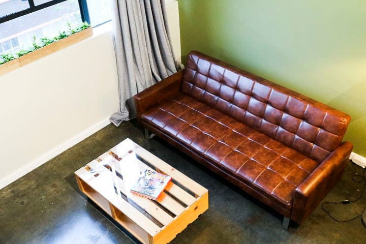 Airy loft apartment in the heart of Maboneng