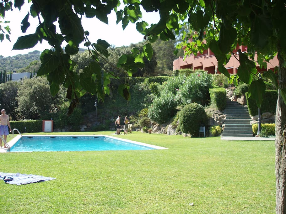 Garden and pool - SA PUNTA COSTA BRAVA