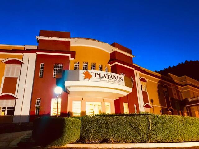 Hotel Platanus Quarto  Triplo