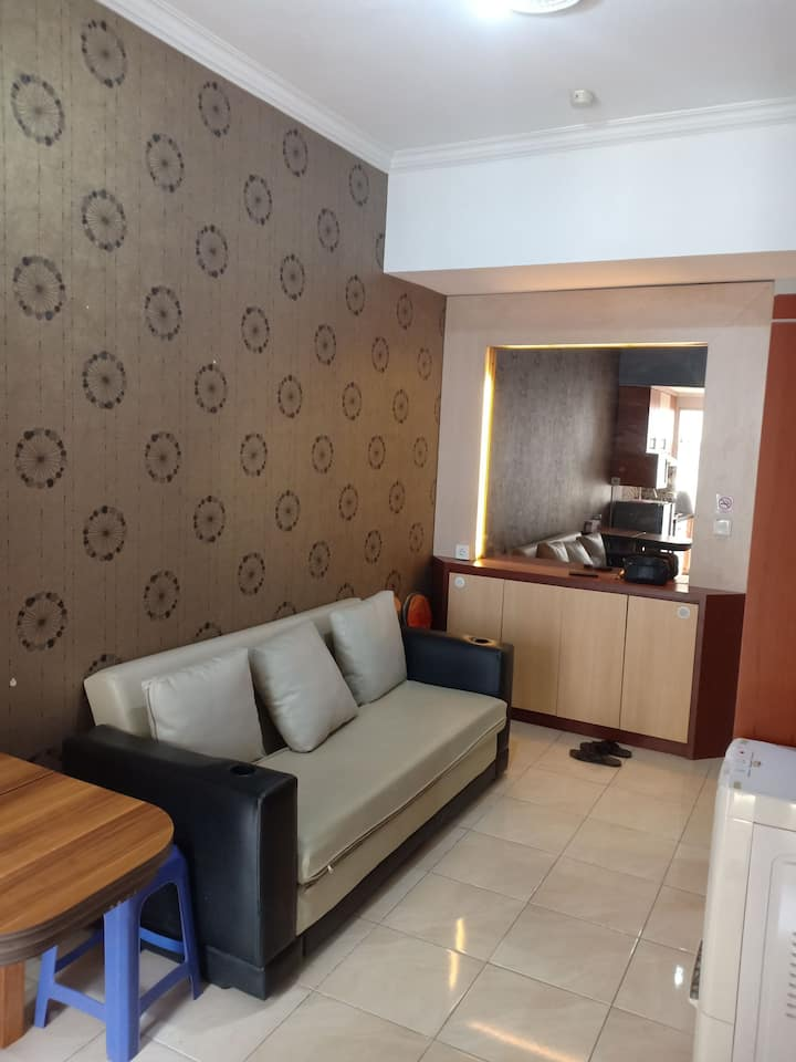 SEASONS CITY APARTMENT, FULL FURNISHED, HRGA MURAH