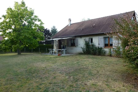 maison à la campagne - Langeron - House - 1